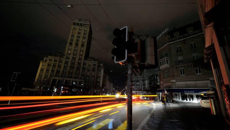 (Im Bild: Lausanne)