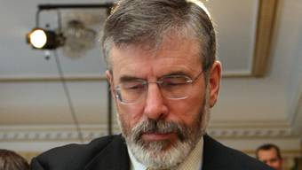 Gerry Adams (Archiv)