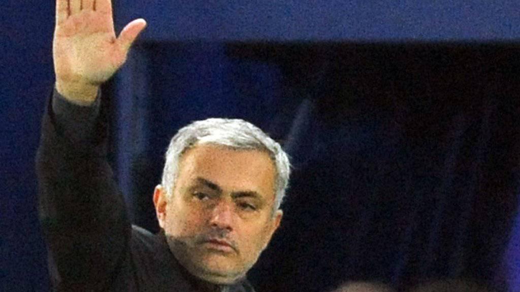 Muss sieben Monate nach dem Titelgewinn mit Chelsea gehen: José Mourinho