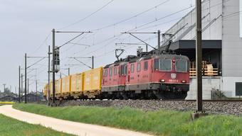 Die Anzahl Unfälle im Schienenverkehr ging in den letzten Jahren tendenziell zurück.