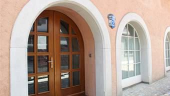 Wird geschlossen: Kapo-Posten in Bremgarten.