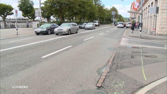 Verzögerungstaktik bei Sanierung von Bellerivestrasse?