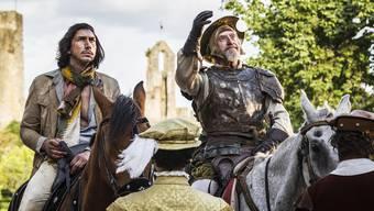 Nach 29 Jahren endlich fertiggestellt: «The Man Who Killed Don Quixote» mit Adam Driver und Jonathan Pryce.