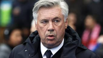 Carlo Ancelotti verlor in Berlin die Nerven