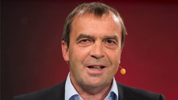 Jürg Caflisch, Präsident VCS Aargau, SP