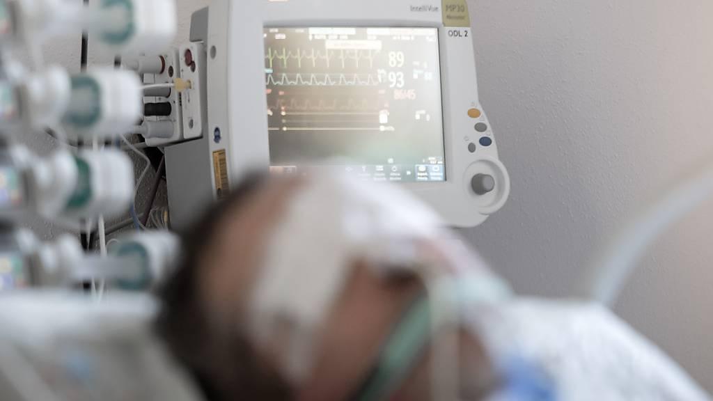 Tessiner Spitäler wappnen sich für mehr Covid-Patienten
