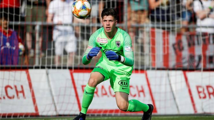 Ammeter spielte vergangene Saison noch in Baden.