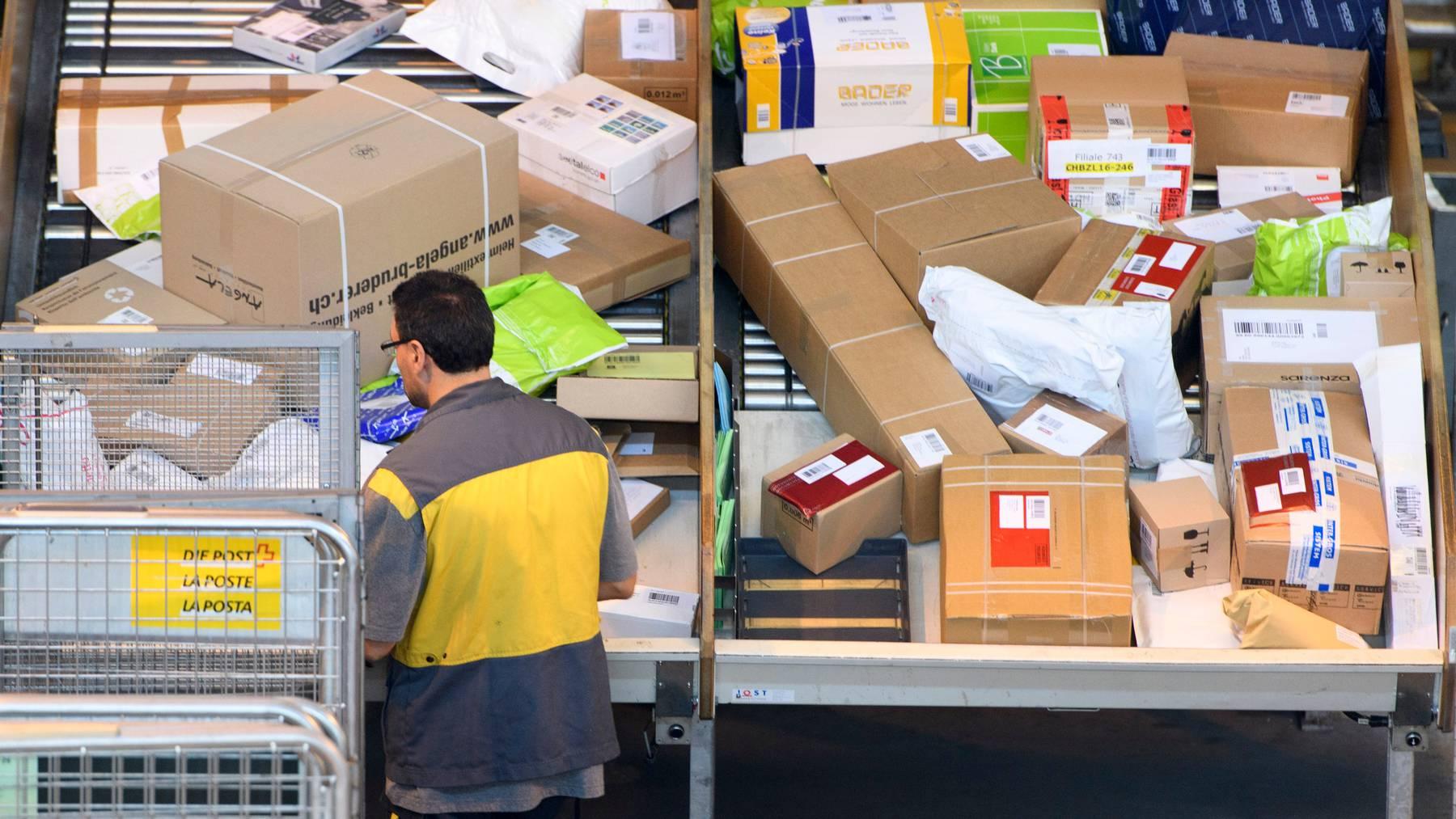 2019 überstiegen die Online-Einkäufe in der Schweiz erstmals 10 Milliarden Franken.