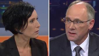 Wer holt sich im Aargau die beiden Ständeratssitze? Schafft es die bisherige Pascale Bruderer erneut? Wer erbt den freien Sitz von Christine Egerszegi? Auf Tele M1 treten die Kandidaten der grösseren Parteien gegeneinander im Wahltalk an. Wer von den Zuschauern am meisten Stimmen erhält, kommt eine Runde weiter.