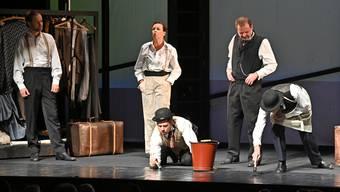«Lehmann Brothers» im Stadttheater Olten.