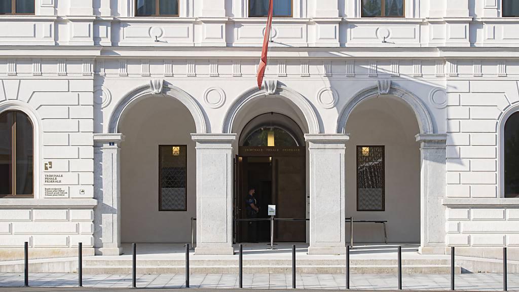 Bundesanwaltschaft reicht so viele Anklagen ein wie noch nie