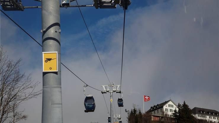 Bahn, Kurhaus, Berggasthöfe und Touristiker wollen nun an einem Strick ziehen.
