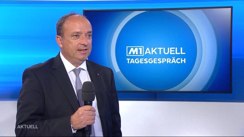 Markus Dieth über Innovationen in der Landwirtschaft