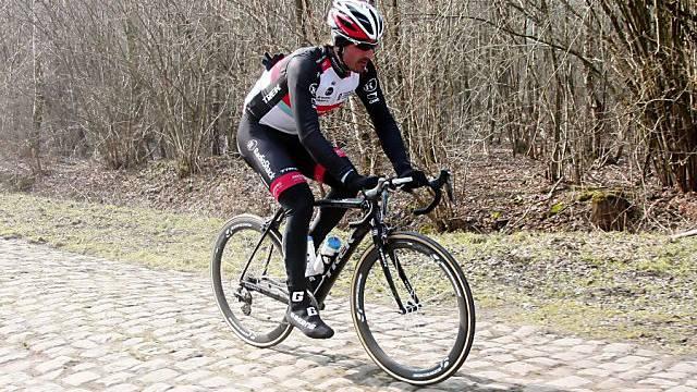 Cancellara erneut gestürzt