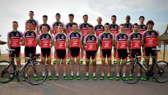 Das Gerlafinger Team Roth-Skoda fährt ab nächster Saison in der Division Continentale Professionnelle.