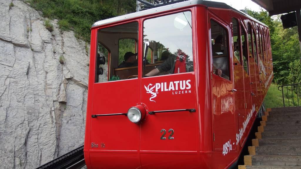 Die Pilatus-Bahnen bauen aus