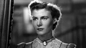 Unvergesslich: Die Schweizer Schauspielerin Anne-Marie Blanc zog im Film «Gilberte de Courgenay» von 1941 alle in ihren Bann. KEYSTONE