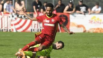 Der SC Schöftland wird vom FC Solothurn im Cup-Sechzehntelfinal gestoppt.