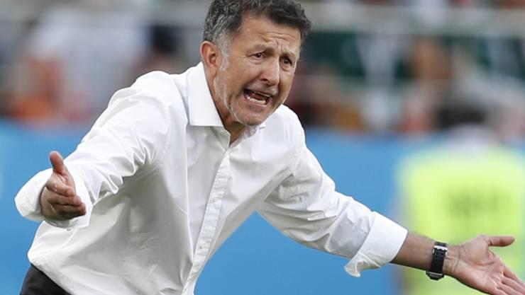Ein Trainer mit Leidenschaft: Juan Carlos Osorio wird neuer Nationalcoach in Paraguay