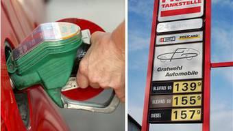 Wer bei der Gratank AG in Nesselnbach tankt, fährt günstig - doch das Geschäft brummt nicht.