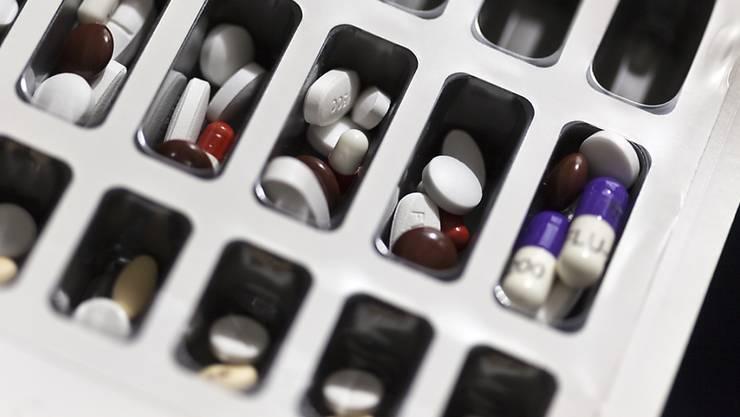 Ein Medikament lässt hoffen. (Symbolbild)