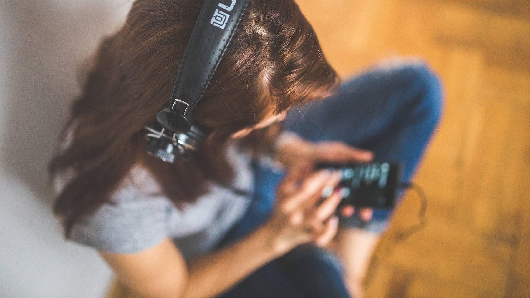 Musikhören Kopfhörer