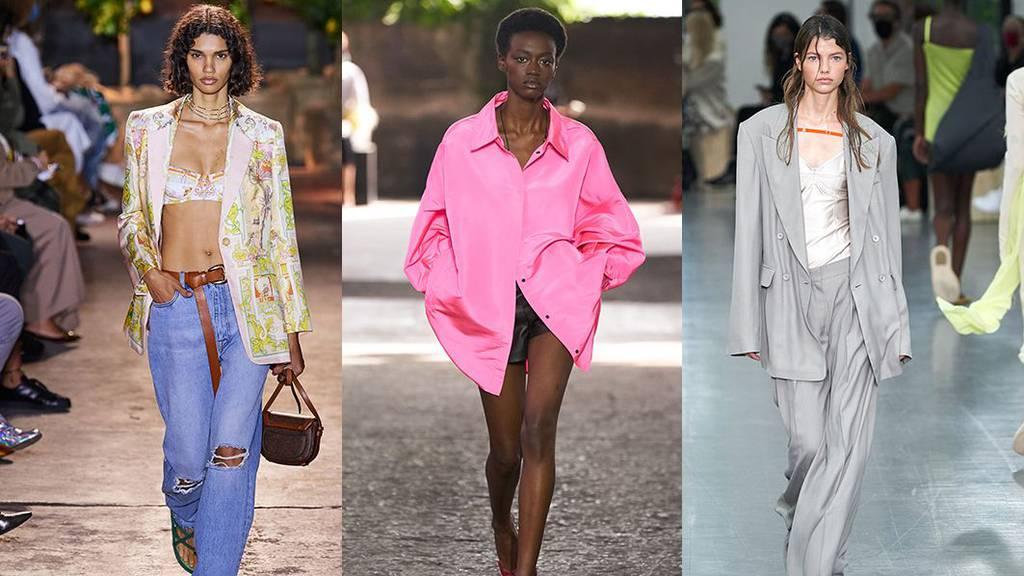 Modetrends Frühjahr / Sommer 2021