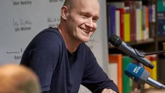 Er wird mit dem hochdotierten Bremer Literaturpreis 2018 ausgezeichnet: Arno Geiger. (Archivbild)