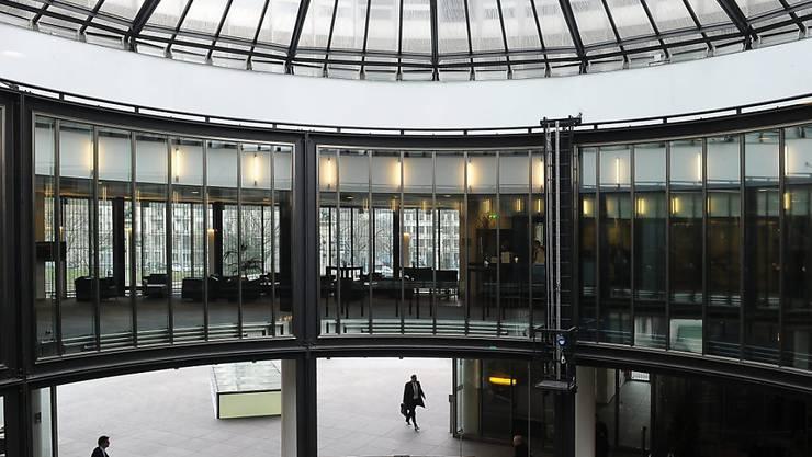 Katerstimmung an der Schweizer Börse - die Aktienkurse sind generell im Sinkflug. (Symbolbild).