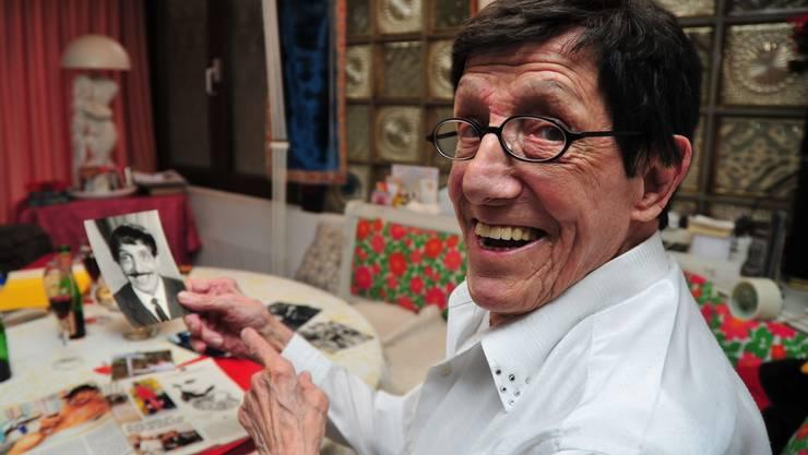 Alfredo blickte an seinem 90. Geburtstag auf eine lange Karriere zurück.