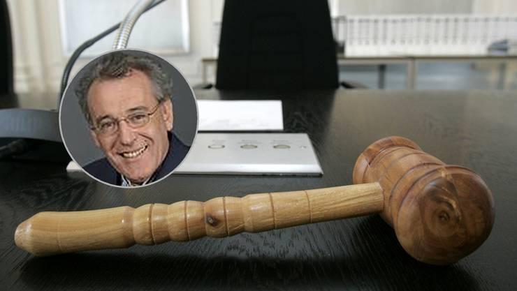 Fulvio Haefeli ist Bundesverwaltungsrichter in St. Gallen.