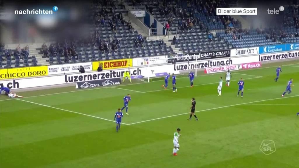 FCL gegen FC St. Gallen – Spielzusammenfassung