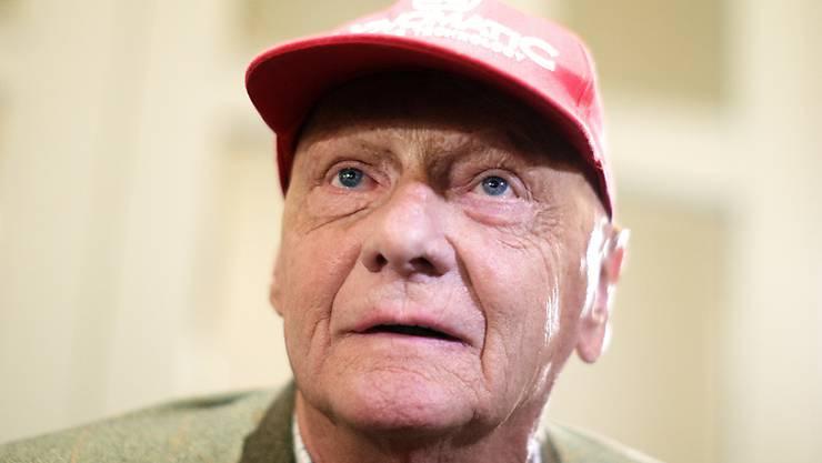 Niki Lauda hat schwere gesundheitliche Probleme