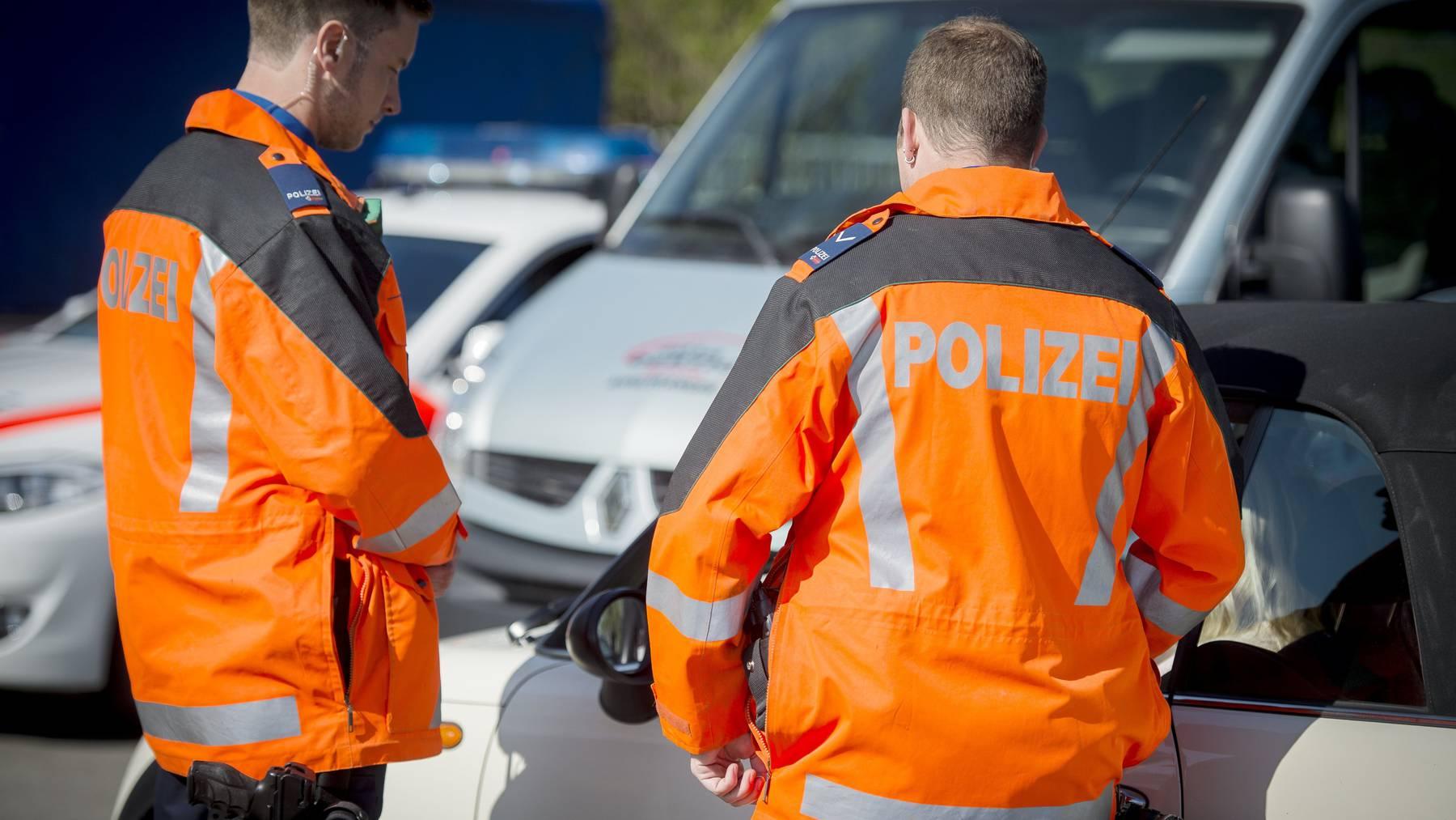 In Niederneuforn kam es heute Morgen zu einem tödlichen Unfall.
