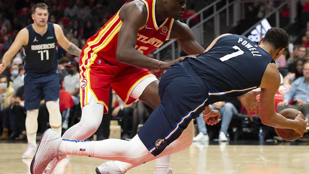 Capela und Hawks gewinnen zum NBA-Saisonauftakt deutlich
