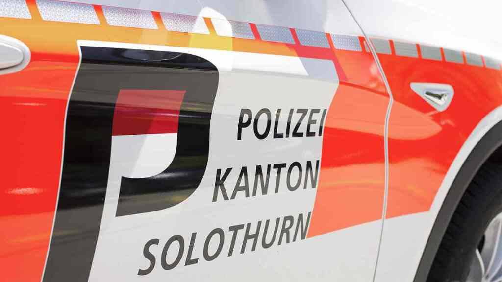 Gerlafingen: Zwei leblose Kinder in Wohnung aufgefunden