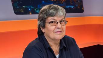 Elisabeth Abbassi im Talk Täglich von Tele M1