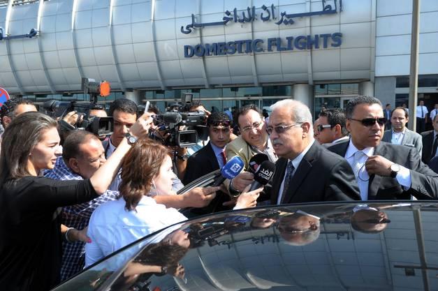 Ägyptischer Premierminister Sherif Ismail: Die Gründe für das Unglück sind noch völlig offen