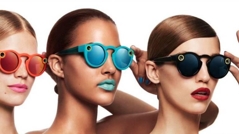 Vernetzt: Snapchat heisst neu Snap und lanciert Kamerabrille