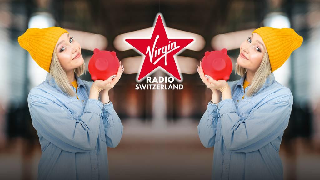 Virgin Radio verdoppelt deinen Lohn!
