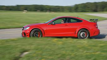 Mercedes-Benz C63 Coupé AMG Black Series