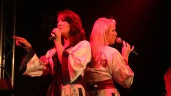Zwischen Original und Parodie: «Man muss kein Abba-Fan sein, um sich bei diesen Liedern zu amüsieren», meinte eine Besucherin des Björn-Again-Konzerts. (David Hunziker)