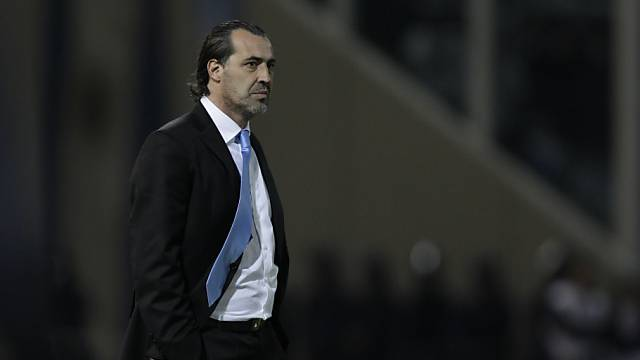 Sergio Batista war nur ein Jahr lang Nationaltrainer.
