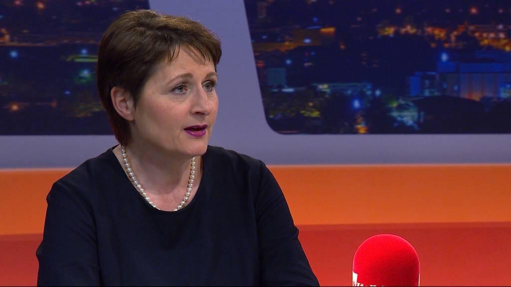 Regierungsrätin Franziska Roth verlässt SVP – diese reagiert gereizt