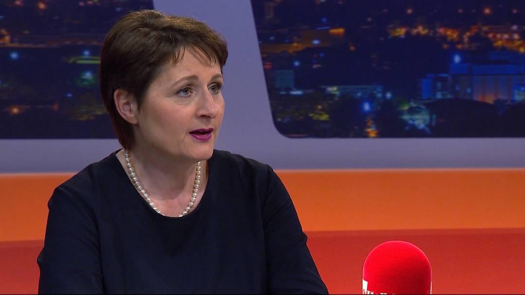 Franziska Roth bricht mit der SVP