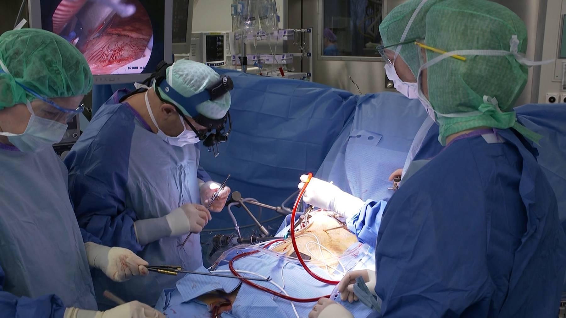 190124-Herzchirurgie im Triemlispital