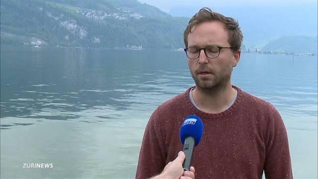 Sauerstoffmangel im Zürichsee