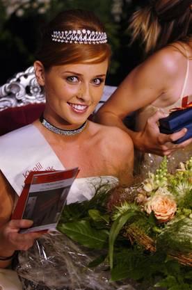 Miss Zürich 2005: Ellen Tkatch.