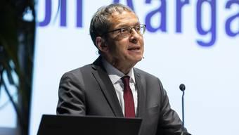 Es gehe darum, Mängel in den Gesetzen zu beheben, sagte Landammann und Justizdirektor Urs Hofmann (SP). (Archiv)