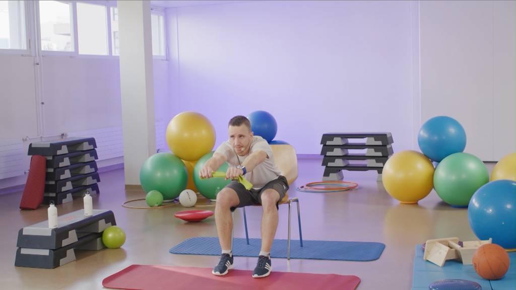 «Gymnastik im Wohnzimmer» vom 13. Oktober 2021